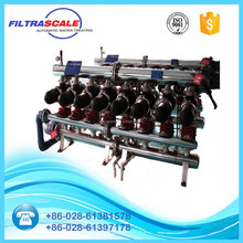 new technology of full automatic disc filter for mineral water FC3AK8