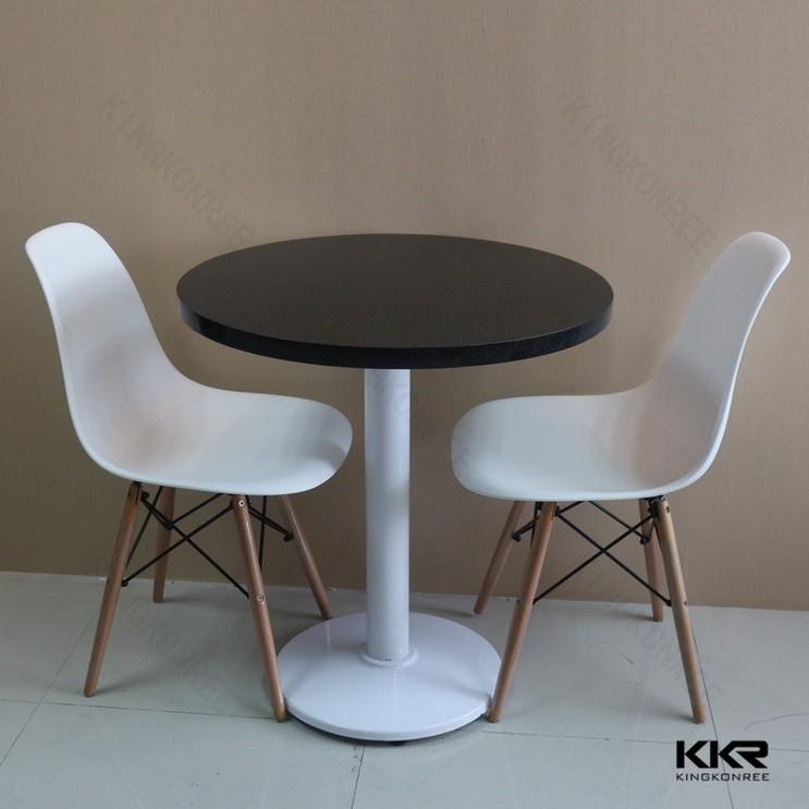 Deco Chambre Loft : Marbre top longue et étroite cuisine tables avec logo personnalisé