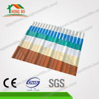 carbon fiber UPVC roof sheet