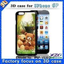 Plastic 3D effect case mobile accessories in dubai, phone case for iphone /samsung
