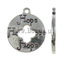 hope charm pendant