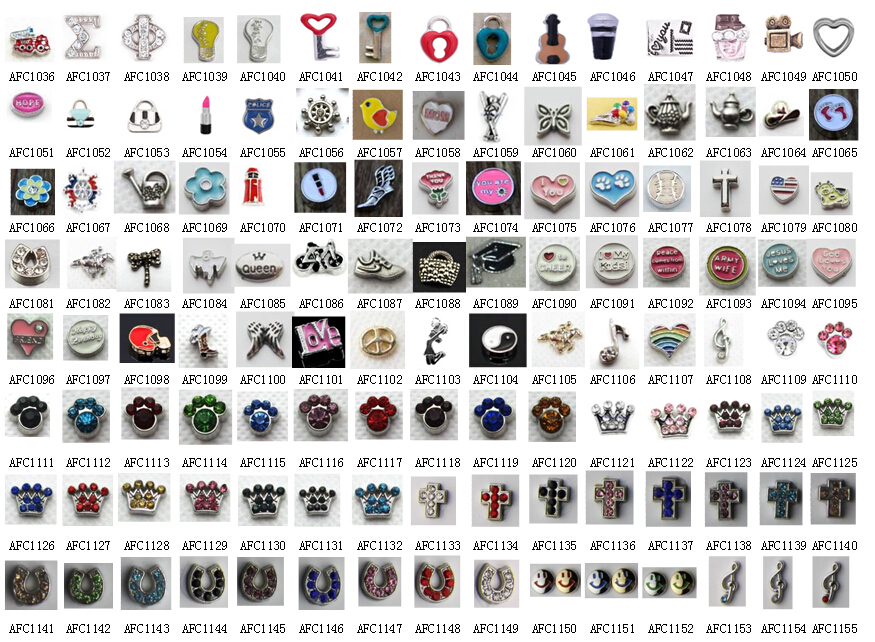 floating charms catalog10