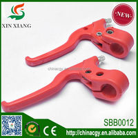 alibaba retail plastic road bike parts bicycle brake lever dual