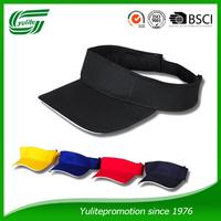 hot sale 2013 100% cotton sun visor for unisex