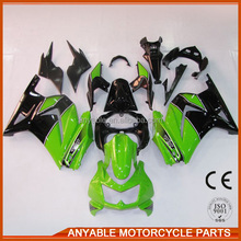 China wholesale custom for kawasaki ninja 250r 2008-2012 motorcycle fairings for