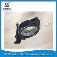 Schwing concrete pump parts-clamp coupling for concrete pump