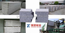 Eps sandwich panel foam concrete wall panels