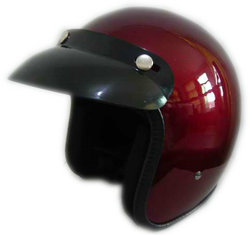 high quality 3/4 and painting helmet motorcycle hot sale