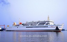 50M ro ro ship passenger car ferry passenger ferry boats for sale