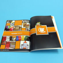 High quality print catalog printing for hot sale