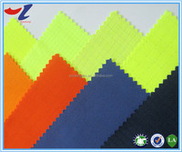 fluorescence color flame retardant printed or coating fabric