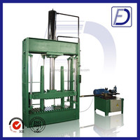 new technology hydraulic press used for workshop function