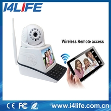 wireless P2P CCTV Sport Wifi IP Auto Baby Monitor Camera