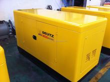 DDE Deutz Silent Diesel Generator low fuel consume used in cold envirnment