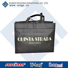 reusable shopping bags with logo , Non Woven Garment Bag