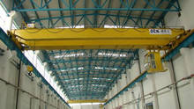 Hot sale light-weight and automation type electric hoist bridge crane 1-100t