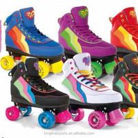 Factory wholesale cheap quad roller skates