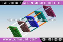 5 layer plastic injection mold for shelf,used injection molds for sale