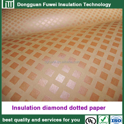 DDP insulating diamond dotted paper motor