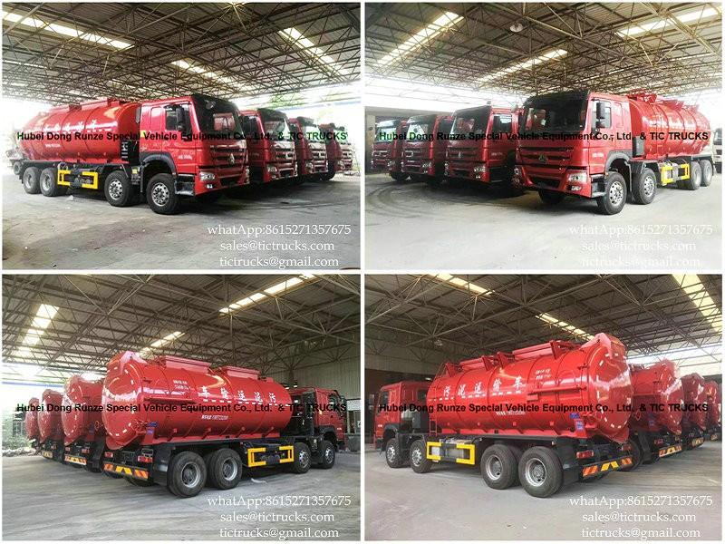 HOWO heavy truck 18 sludge  -002-sludge transporters-tanker.jpg