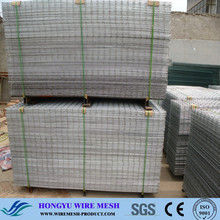 Anping Factory Rebar welded wire mesh panel