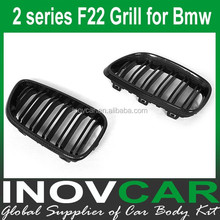 2 Series F22 Carbon Fiber car Grill For BMW F22 228i 235i front grill grille