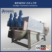 Package wastewater treatment plant for beverage sludge(MDS413)