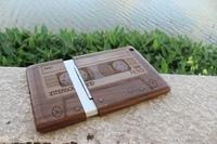 unfinished wood case for ipad mini, for iPad mini wood case