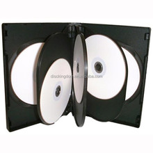 movie dvd case storage, recycled dvd case with 8 way