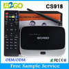 2015 popular desi tv box RK3188 cs918 bluetooth quad core android tv box