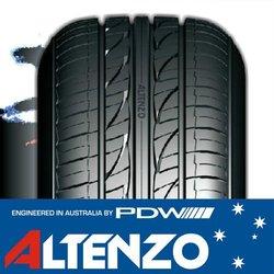 Japanese car tires 195/65R15-Sport Equator -Altenzo tyres