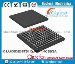 DS3154+ IC LIU DS3/E3/STS1 QUAD 144CSBGA DS3154 3154 S3154