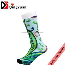 men women kids children wholesale 3d seamless printing Socks with hight quality