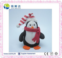 Electric penguin can make a voice talk with you amazing toy