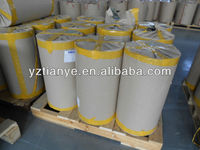 With packing PVC plastic hard roll film/sheet