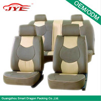 PU leather car seat cover