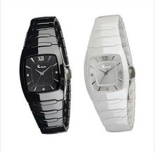 Alloy metal couple watch