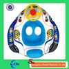 NEW Arrival Car and airship shape Wheel Horn Inflatable Kids Baby Pool Swim Ring Seat Float Boat Swimming Aid Portable