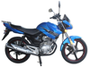 Gasoline Motorcycle, dirt bike,motor bike YBR 150cc, 125cc