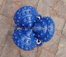 Tricone bit 8 1/2 with IADC 637 for hard rock formation water well drilling