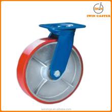 Heavy duty PU Industrial Caster wheel(CF1000)