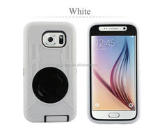 Multifunctional Hybrid Case with Belt Clip Holster for Samsung Galaxy S6