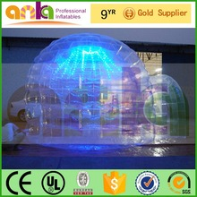 Manufacturer supply inflatable tent warehouse for wholesales