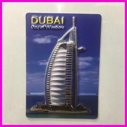 tourist souvenir 3D fridge magnet