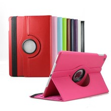HOT selling leather stand case for ipad air new leather flip case for ipad leather case for ipad air 2