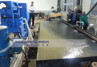 Mineral concentrate shaking table for gold,tungsten, zircon, chrome, tin ore separation equipment