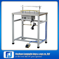 Attractive price 32 W cutting & sealing machine for plastic bags