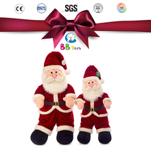 unisex christmas gifts/christmas decor holiday stuffed toy for kids