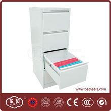 Huadu metal drawer filing cabinet with different size and color