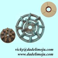 10 inch Metal Granite Grinding Disc Polishing Disk